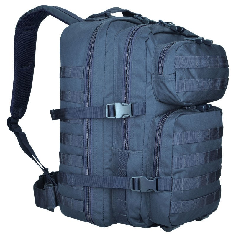 POLICE BACKPACK ASSAULT – NAVY BLUE!